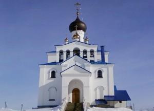 церковь Мядель